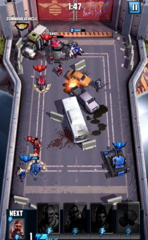 Útočte ve velkém počtu ve hře Guardians: Zombie Apocalypse