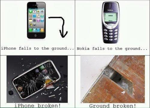 Test odolnosti Nokia 3310. Nezničitelná? Nikoliv.   novinky