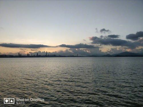 Fotografie pořízené z OnePlus 5