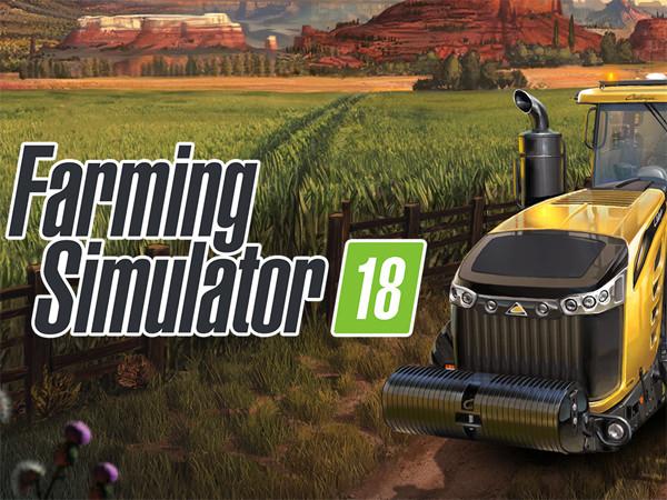 Farming Simulator 18 ke stažení