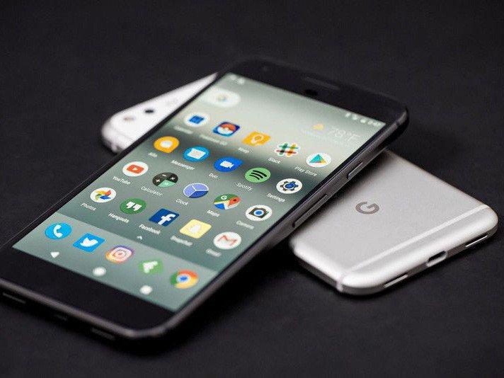 Google Pixel 2 - část 3