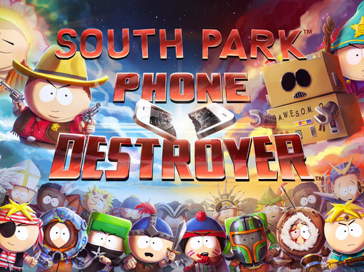 Android hra South Park Phone Destroyer od UbiSoft