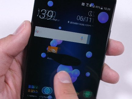 HTC U11 je na AnTuTu nejvykonější telefon v Květnu 2017
