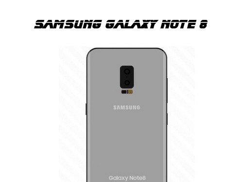 Samsung Galaxy Note 8 může být představen na konci Srpna, před iPhone 8 a IFA   novinky