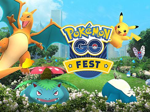 Pokémon Go hra Android - výročí