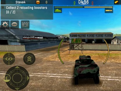 Grand Tanks: War Machines   strategie hry novinky androidhry akcni hry