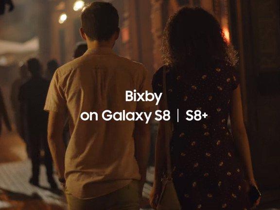 Samsung Galaxy S8: Bixby
