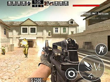 Counter terrorist mission   super hry novinky androidhry akcni hry