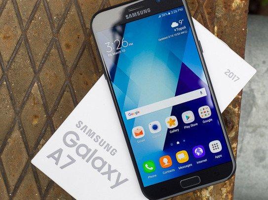 Samsung Galaxy A7 2018 v testu na GeekBench?!