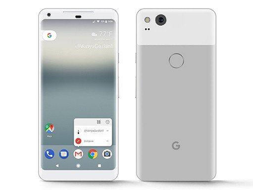Google Pixel 2 a Pixel XL 2: Cena a datum vydání