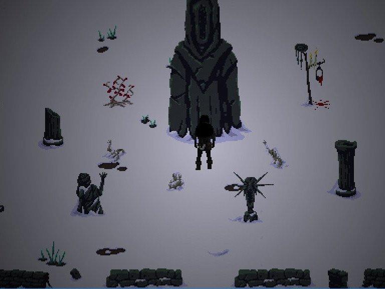 The Negative je další RPG hrou od tvůrců hry Siralim   novinky