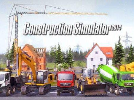 Hra na mobil Construction simulator 2014
