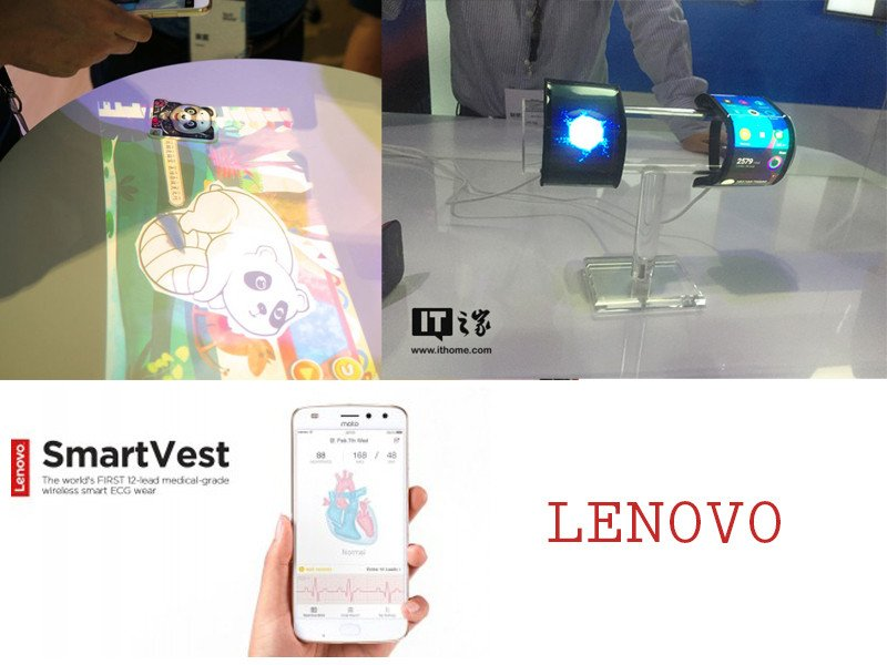 Lenovo technologie