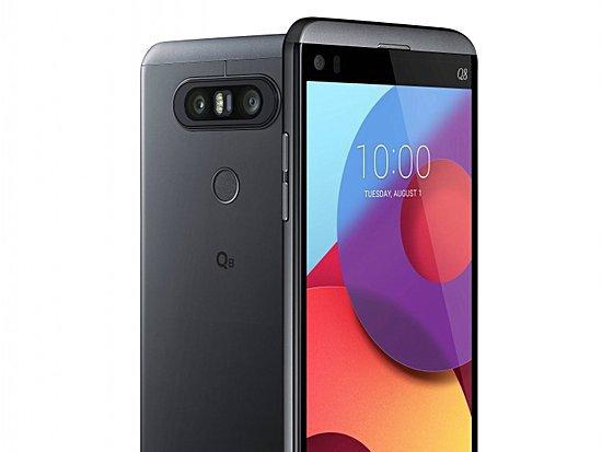 LG Q8 tento týden. Evropa ho dostane jako první.