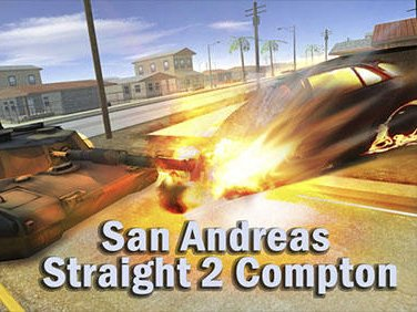 San andreas Straight 2 android hra