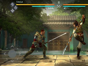 Shadow Fighter 3 hra na mobil