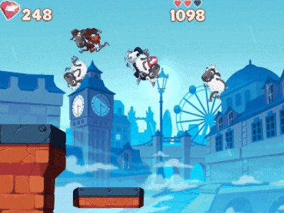 Sheep Frenzy 2 android hra