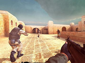 Counter Terrorist 2 - hra na mobil