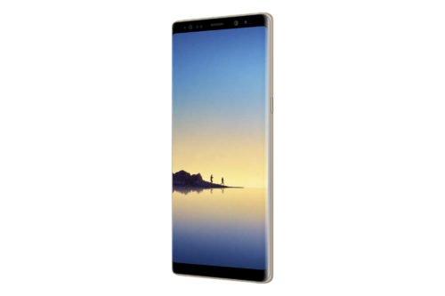Samsung Galaxy Note 8 zlatý