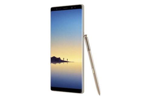 Samsung Galaxy Note 8(SM-N950F) zlatý