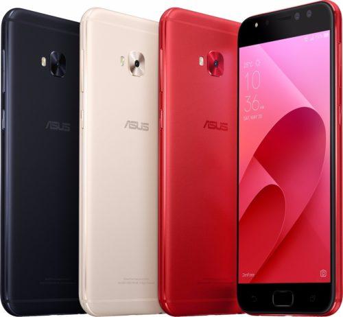 Asus ZenFone 4 Selfie Pro verze
