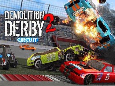 Závodní hra Demolition Derby 2 ke stažení