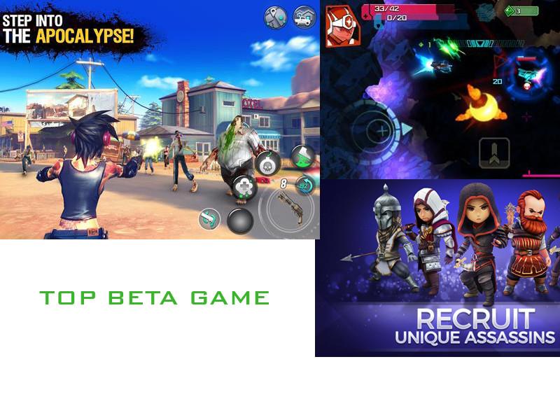 3 hry, které jsou teprve v počátku