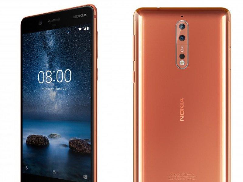 Nokia 8 Oreo   beta test je kompletní, již přijde plná verze