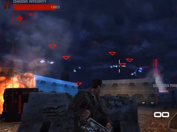 Terminator Genisys: Guardian hra na android