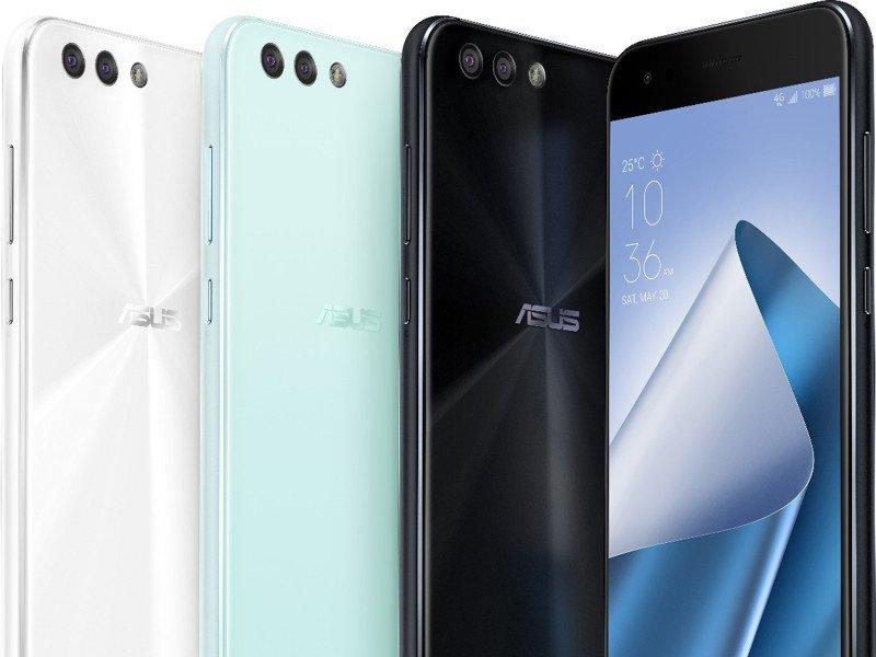 Asus ZenFone 4 série je oficiálně, 6 nových telefónu oznámeno   část 1