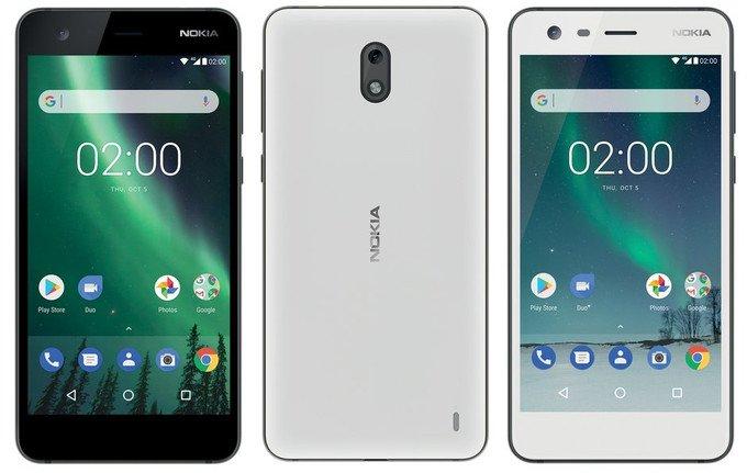 Nokia 2 unikla na internet   novinky