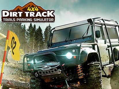 Hra 4x4 Dirt Offroad Parking ke stažení na mobil