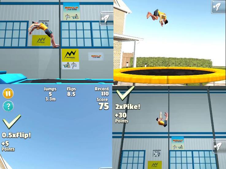 Flip Master android hra na mobil