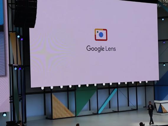 Google Lens v Google Pixel 2