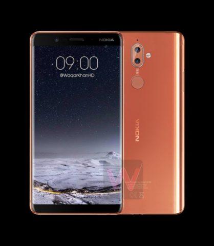 Nokia 9 rendery