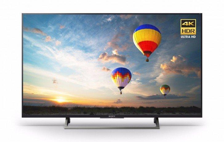 HDR 4K televize