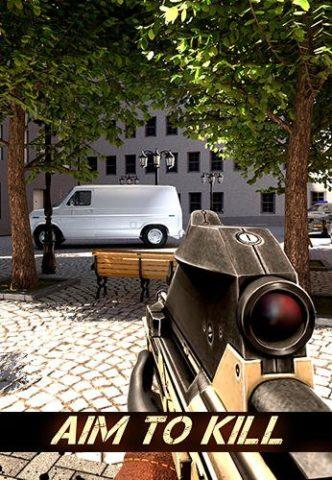 Aim 2 Kill: FPS Sniper 3D Games hra na android ke stažení