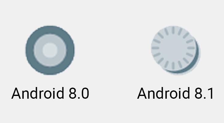 Nové ikonky ve stylu Oreo sušenky
