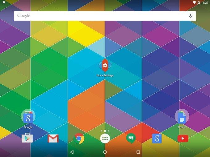 Nova Launcher se stal nejpopulárnějším Android Launcherem.