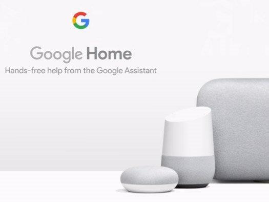 Google Home dokáže rozpoznat uživatele podle hlasu