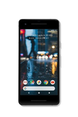 Google Pixel 2 a 2 XL oficiálně