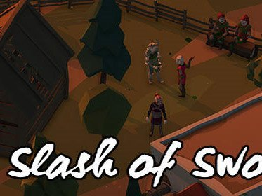 Hra Slash of sword: Arena and fights