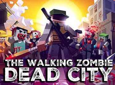Hra The walking zombie: Dead city