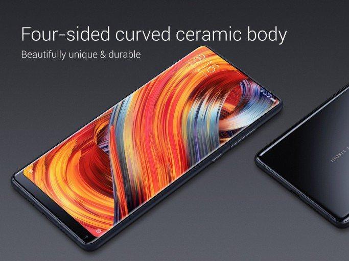 Xiaomi Mi Mix 2 dorazil do Nizozemska