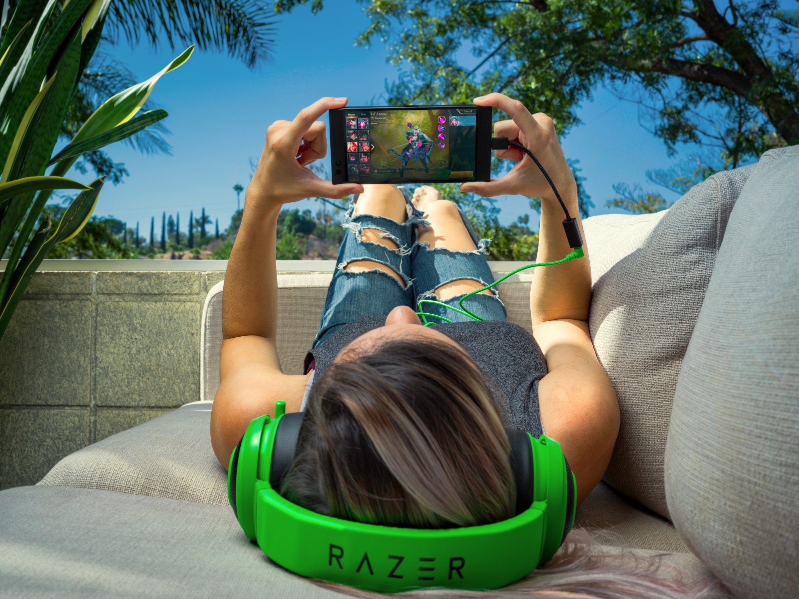 Razer telefon
