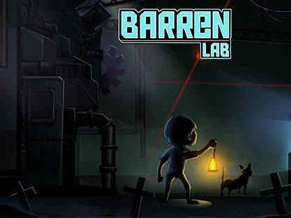 Hra Barren lab