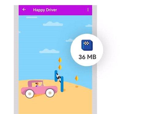Datally aplikace android pro šetření dat