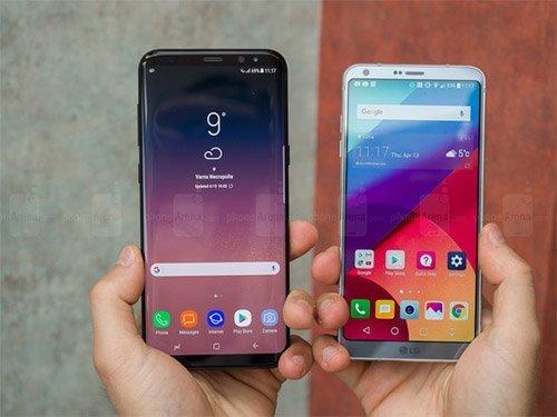 Galaxy S9 a LG G7 se mohou objevit na pultech už v Lednu