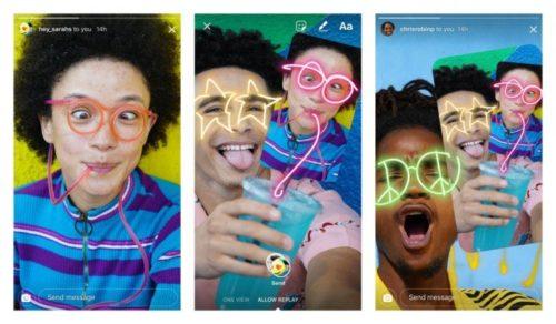 Instagram teď umí udělat remix fotek, které vám vaší přátele poslali