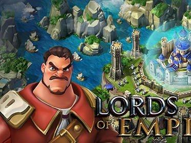 Android hra Lords of empire ke stažení